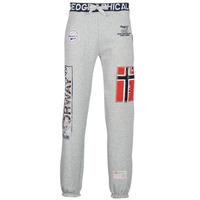 Oblačila Moški Spodnji deli trenirke  Geographical Norway MYER Siva