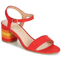 Čevlji  Ženske Sandali & Odprti čevlji Ravel CLEMONT Oranžna