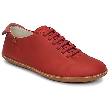 Čevlji  Nizke superge El Naturalista EL VIAJERO Rdeča
