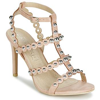 Čevlji  Ženske Sandali & Odprti čevlji Cassis Côte d'Azur COTI Bež