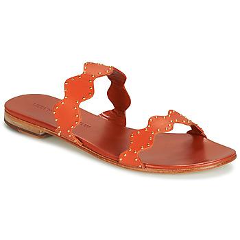 Čevlji  Ženske Sandali & Odprti čevlji Melvin & Hamilton HANNA 46 Oranžna