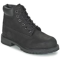 Čevlji  Otroci Polškornji Timberland 6 IN CLASSIC Črna