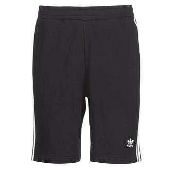 Oblačila Moški Kratke hlače & Bermuda adidas Originals 3 STRIPE SHORT Črna
