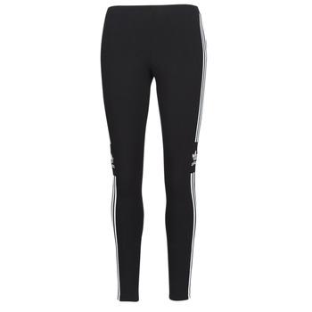 Oblačila Ženske Pajkice adidas Originals TREFOIL TIGHT Črna