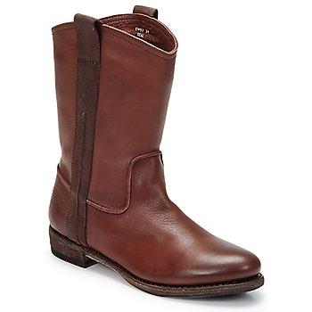 Čevlji  Moški Polškornji Blackstone BOLOGNA HORSES Kostanjeva