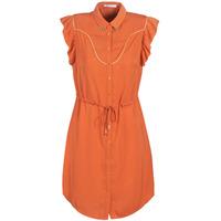 Oblačila Ženske Kratke obleke Les Petites Bombes AZITARTE Koralna