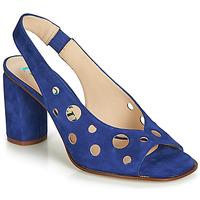 Čevlji  Ženske Sandali & Odprti čevlji Paco Gil BALI Modra