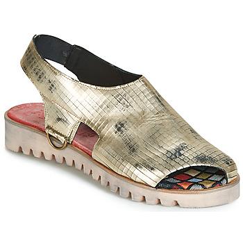Čevlji  Ženske Sandali & Odprti čevlji Papucei BLIS Srebrna