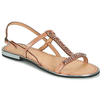 Čevlji  Ženske Sandali & Odprti čevlji Geox D SOZY PLUS Bronze