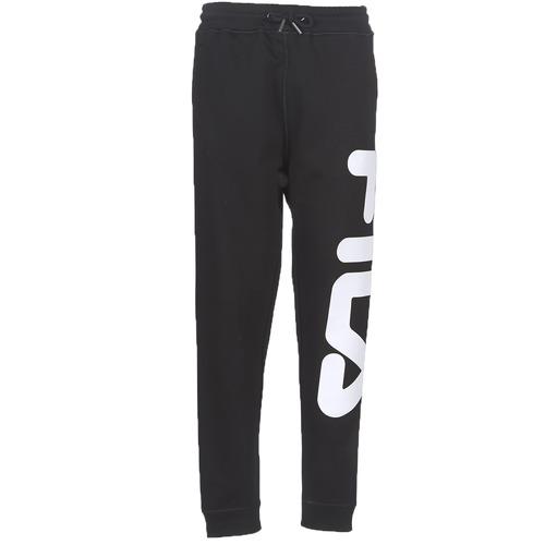 Oblačila Spodnji deli trenirke  Fila PURE Basic Pants Črna