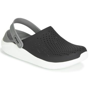 Čevlji  Cokli Crocs LITERIDE CLOG Črna
