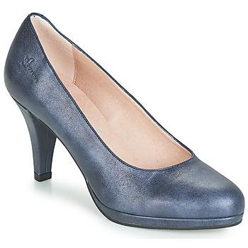 Čevlji  Ženske Salonarji Dorking 7118 Modra