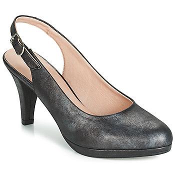 Čevlji  Ženske Salonarji Dorking 7119 Črna