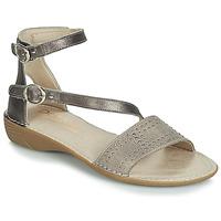 Čevlji  Ženske Sandali & Odprti čevlji Dorking 7863 Siva