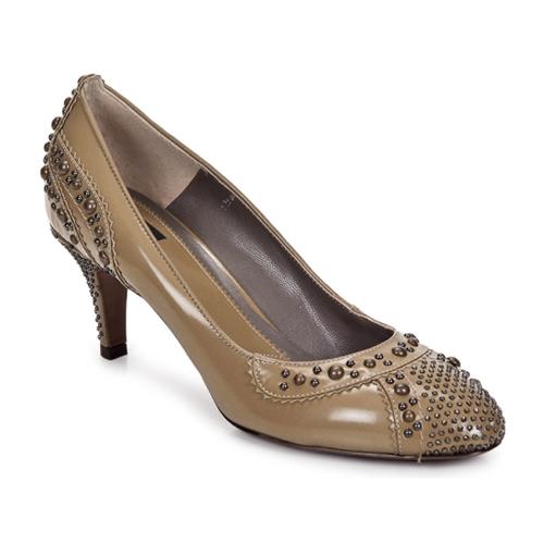 Čevlji  Ženske Salonarji Etro GRACE 711-indios-beŽ