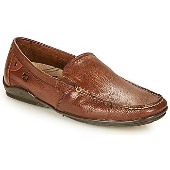 Čevlji  Moški Mokasini Fluchos BALTICO Kostanjeva