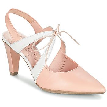 Čevlji  Ženske Sandali & Odprti čevlji Hispanitas CRISTINA8 Rožnata