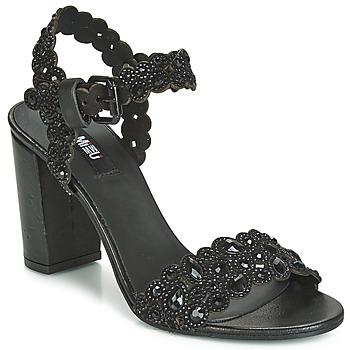 Čevlji  Ženske Sandali & Odprti čevlji Mimmu 567Z14 Črna