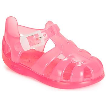 Čevlji  Deklice Čevlji za v vodo Chicco MANUEL Rožnata