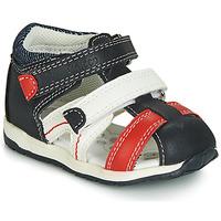 Čevlji  Dečki Sandali & Odprti čevlji Chicco GABRIEL Modra / Bela / Rdeča