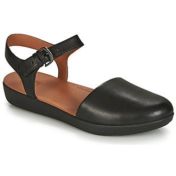 Čevlji  Ženske Sandali & Odprti čevlji FitFlop COVA II Črna