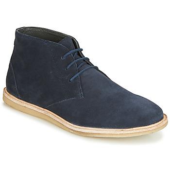Čevlji  Moški Polškornji Frank Wright BAXTER Modra
