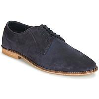 Čevlji  Moški Čevlji Derby Frank Wright FINLAY Modra