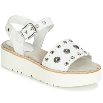 Čevlji  Ženske Sandali & Odprti čevlji Fru.it 5435-476 Bela