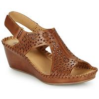 Čevlji  Ženske Sandali & Odprti čevlji Pikolinos MARGARITA 943 Kostanjeva