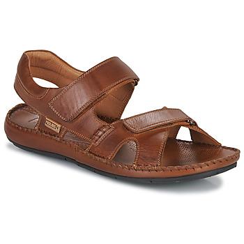 Čevlji  Moški Sandali & Odprti čevlji Pikolinos TARIFA 06J Kamel