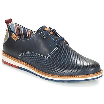 Čevlji  Moški Čevlji Derby Pikolinos BERNA M8J Modra
