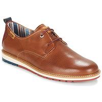 Čevlji  Moški Čevlji Derby Pikolinos BERNA M8J Kamel