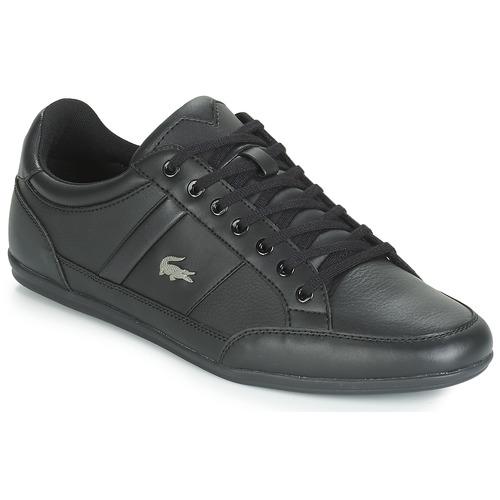 Čevlji  Moški Nizke superge Lacoste CHAYMON BL 1 Črna