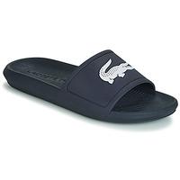 Čevlji  Moški Natikači Lacoste CROCO SLIDE 119 1 Bela