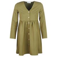 Oblačila Ženske Kratke obleke Betty London J.PRETTY TIME Kaki