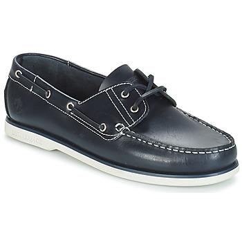 Čevlji  Moški Mokasini & Jadralni čevlji Lumberjack NAVIGATOR Modra