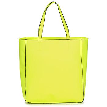 Torbice Ženske Nakupovalne torbe André LUMIERE Rumena