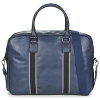 Torbice Moški Ročne torbice André AMAURY Modra