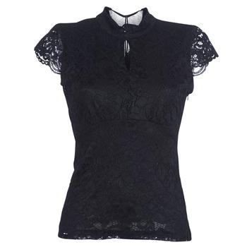 Oblačila Ženske Topi & Bluze Morgan DNEMA Črna