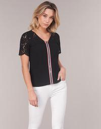 Oblačila Ženske Topi & Bluze Morgan OSALI Črna