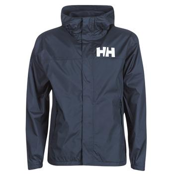 Oblačila Moški Vetrovke Helly Hansen ACTIVE 2 JACKET Modra