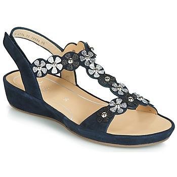 Čevlji  Ženske Sandali & Odprti čevlji Ara CAP-HS Črna