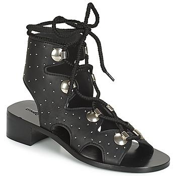 Čevlji  Ženske Sandali & Odprti čevlji See by Chloé SB32062A Črna