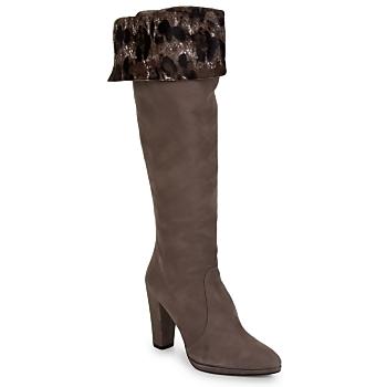 Čevlji  Ženske Mestni škornji    Stuart Weitzman ZOOKEEPER Stone
