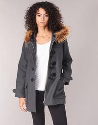 Oblačila Ženske Plašči Casual Attitude HAIELL Siva