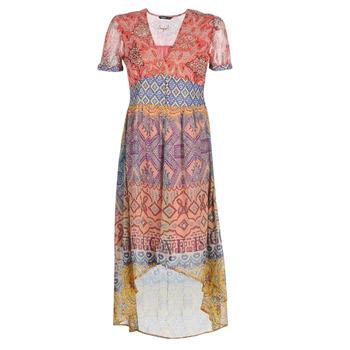 Oblačila Ženske Dolge obleke Desigual NANA Večbarvna