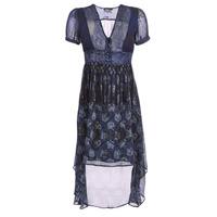 Oblačila Ženske Dolge obleke Desigual MINALI Modra