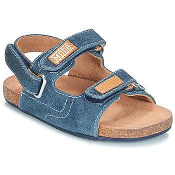 Čevlji  Dečki Sandali & Odprti čevlji Mod'8 KORTIS Modra