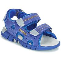 Čevlji  Dečki Športni sandali Mod'8 TRIBATH Modra