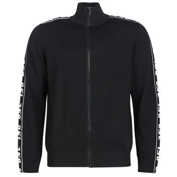 Oblačila Moški Telovniki & Jope Diesel K KER A Črna